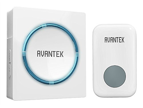 Sonnette de porte électronique sans fil AVANTEK, un sérieux compétiteur.