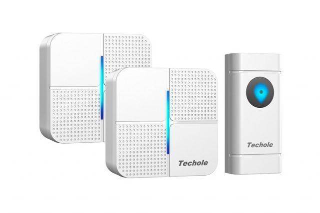 Techole Carillon : Test et avis sur cette sonnette sans-fil à petit prix