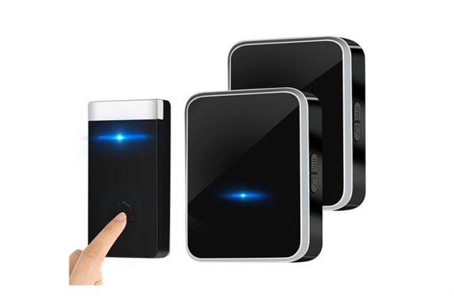 URESMAT la sonnette sans-fil et sans piles : Test et Avis !